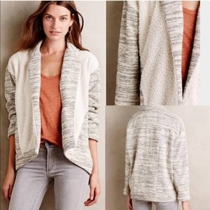 Anthropologie Saturday Sunday Fleece Jacket